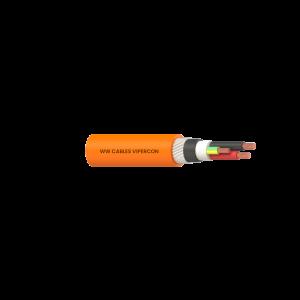 2C+E 1.5mm2 BC Cl2/PVC/PVC/SWA/PVC V90 1kV O/C